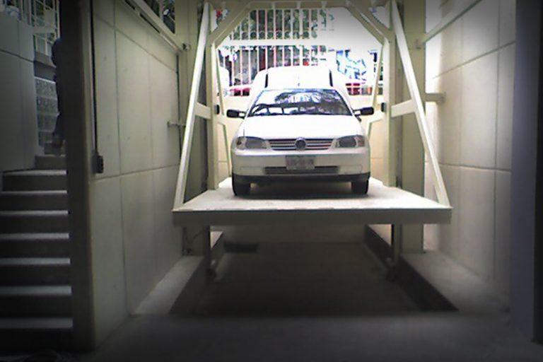 Elevador para autos