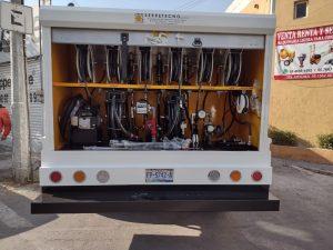 Equipando sistemas de mantenimiento