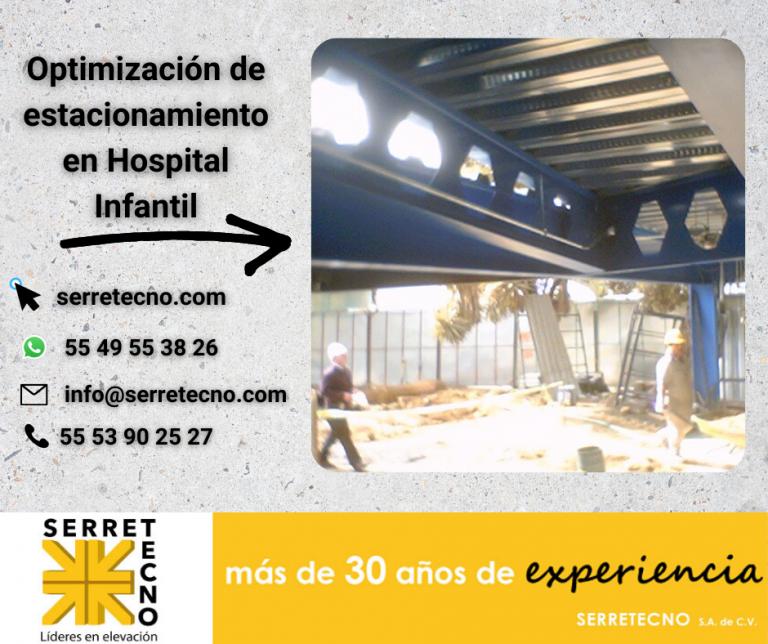 Proyecto en Hospital Infantil CDMX