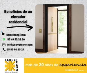 Beneficios de un elevador residencial en su hogar