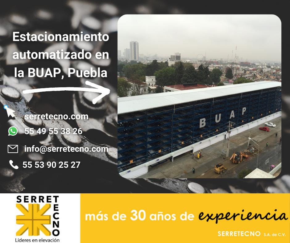 Proyecto BUAP estacionamiento inteligente