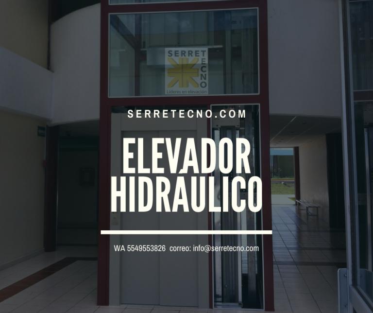 Lee más sobre el artículo Elevador hidráulico