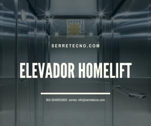 Homelift y diseño
