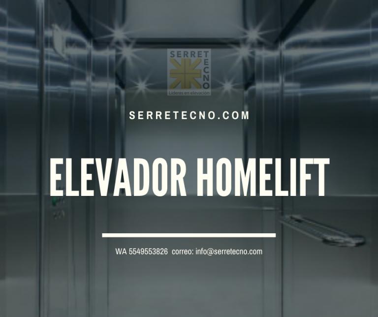Lee más sobre el artículo Homelift y diseño