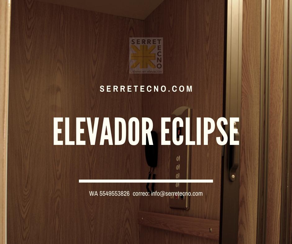 En este momento estás viendo Elevador Eclipse en su hogar