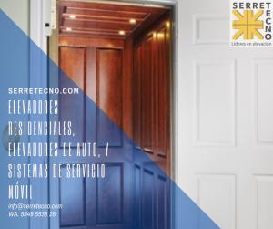 Lee más sobre el artículo Infinity elevador elegante y clásico