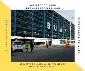 Lee más sobre el artículo Proyecto de torre de estacionamiento automatizada: BUAP