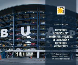 Lee más sobre el artículo Estacionamiento automatizado: BUAP
