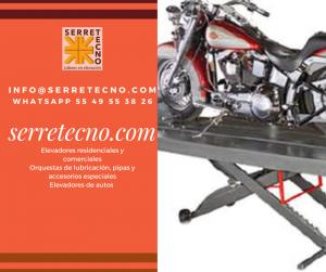 Lee más sobre el artículo Rampas de elevación para motos