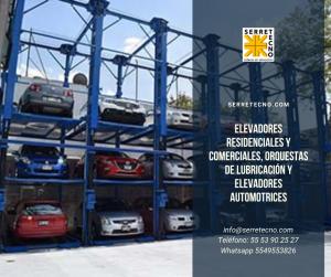 Lee más sobre el artículo Torres de estacionamiento automáticas